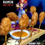 Shrimp Pop Platter Gogeta Super Saiyan 4